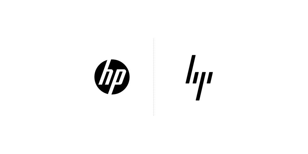 Hewlett-Packard лого