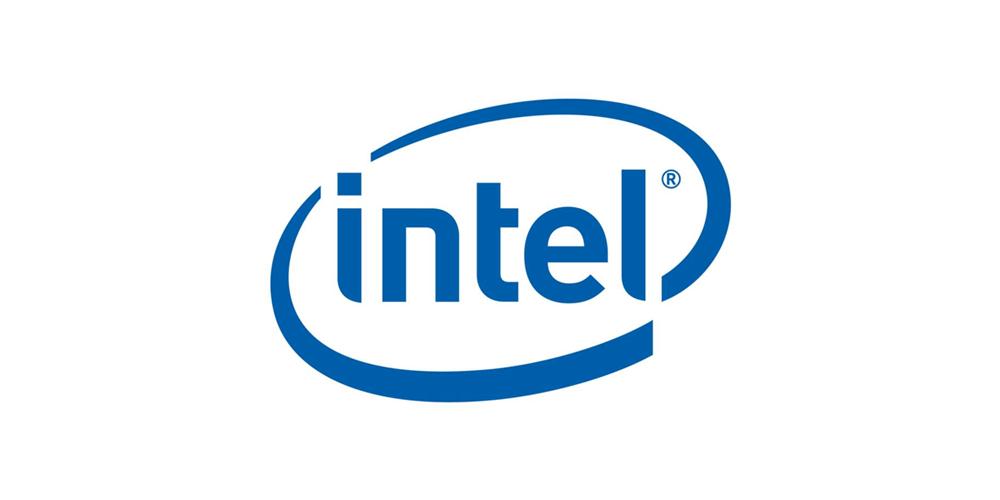 Intel логотип