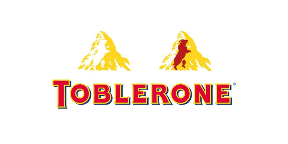 Toblerone логотип